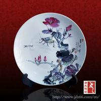Jingdezhen Porcelain Manufacture Wholesale Large Decorative Plates Best Price