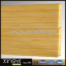 Solid Natural Horizontal bamboo flooring manufacturer