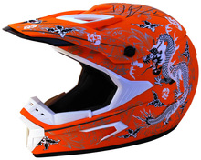 2014 New DOT/ ECE custom off road scooter casco /cross helmets JX-F603
