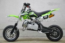 2010 New designer gas scooter Mini dirt bike 49cc (SKD-MD04)