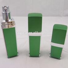 15ml bottle square acrylic cosmetic packing bottle