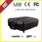 HDMI*2, USB*2, TV/DVB-T, AV,VGA,WIFI 1080p 3d led projector led projector 2200 lumens