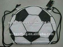 Biodegradable Rose Folding Ball Shopping Bag For Sale
