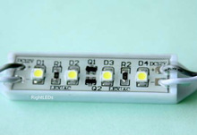 Easy installation smd waterproof 12v flashing led module