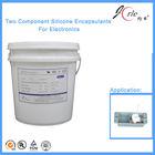 transparent liquid silicone gel