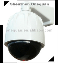 Shenzhen supply cheap ptz dome waterproof outdoor security dome camera housing