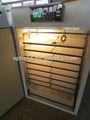 Modelo ops-1584 incubadora automática para incubação de frango, ganso, pato incubadora de ovos para venda