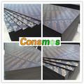 Consmos di 18mm nero/marrone/film fenolico ha affrontato il compensato/casseforme compensato/pannello/casseforme di cemento laminato compensato marino