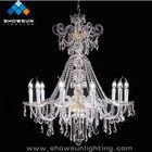 Unusual chandeliers light