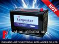del automóvil del coche de camiones de la batería de la batería libre de mantenimiento 56638 12v