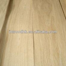 Chinese White Oak Wood Veneer for Furniture