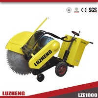400-1000mm electric deep asphalt saw cutter in construction industry