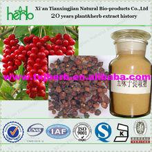 schisandra p.e/schisandra chinensis schizandrol a cas 7432-28-2/fructus schisandrae chinensis p.e.