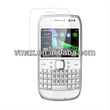 Cell phone screen protective film for Nokia e6 oem/odm (Anti-Fingerprint)