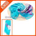 chaude personnalisé imprimé foulard hijab nouveau style de fantaisie