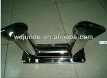Stainless Steel Horn Bollard Cleat