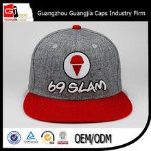 HEAT! Custom made flat brim cap snapback cap -snap back