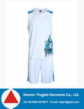 2012 Boy Comfortable Basketball Jersey sportswear