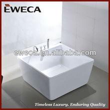 Bathroom Furniture Square Bathtub