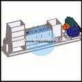 Chimique / pharmaceutique / alimentaire / vis de céréales machine de presse
