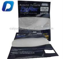 3-side sealed bag for the AV installer/AV installer packaging bag for sale