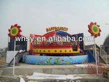 Crazy dancing Disco tagada ride indoor amusement park ride for sale