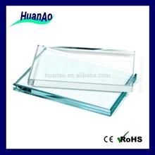 19 Frameless railing tempered glass fence panels