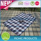 100% Polyester Polar Fleece Blanket Picnic and Travel Kit
