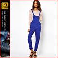 Casual macacão jeans para mulheres 2013( gyj0014)