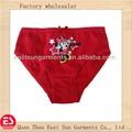 Mouse impressão thongs underwear crianças