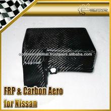 For Nissan Skyline R33 GTR GTST Carbon Fiber Fuse Box Cover