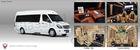 Mercedes Benz 324 Vip Sprinter Business Van