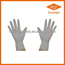 sterile powder free latex surgical gloves, medical,dental,surgical,laboratory,examination,food service with CE ISO AQL1.5