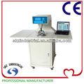 completamente automático de aire la tela de prueba de permeabilidad instrumento electrónico de prueba y medición de instrumentos de medición del aire de instrumentos