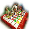 inflatable twister game for adult and kids