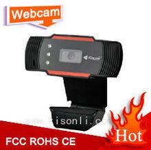 webcam web camera pc usb webcam night vision mic PC laptop Notebook