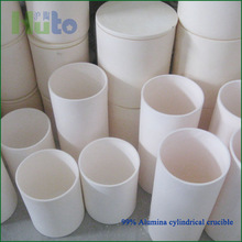 Gold melting ceramic crucibles alumina ceramic crucible ceramic crucible