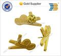 años 2014 clave de alta calidad baratos forma de metal de encargo de la solapa insignia