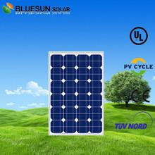 china best solar supplier Bluesun Poly 150W solar module and solar panels 18v