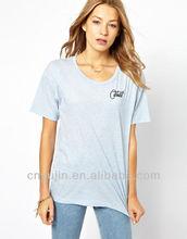 2013 woman character print t shirt