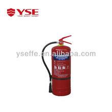 9KG Portable ABC dry powder fire extinguisher