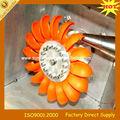 Alta eficiência pelton roda/pelton roda d'água( corredor) para venda
