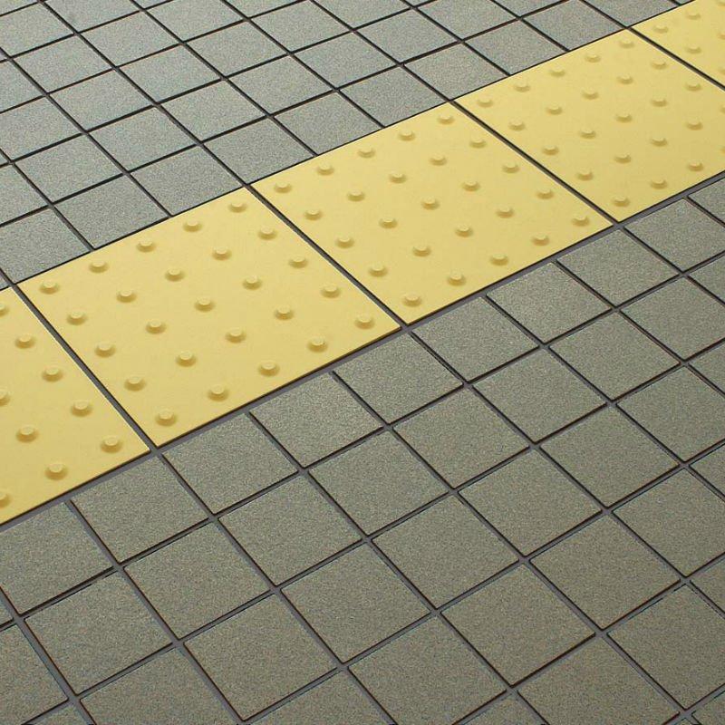 Outdoor Safety Floor Tack Tile Platz