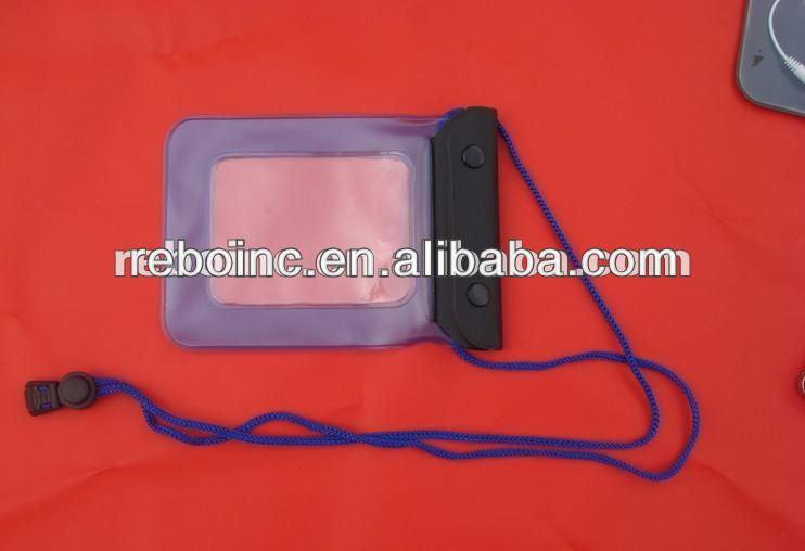 großhandel benutzerdefinierte wasserdichte taschen für iphone 5