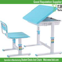 ergonomic adjustable children school desks for children