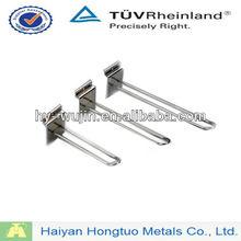 stainless steel hanging display hook