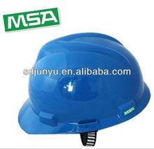 original MSA V -Gard safety helmet