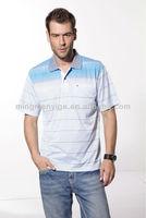 High Quality newest fashion men's printing t- shirt