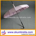 Großhandel ping outdoor-pagode regenschirm mit holzgriff