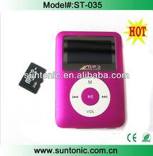 cheap card reader mp3 player from professtional factory